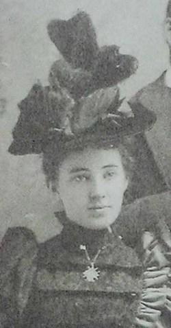 Harriet Thomas <I>Vinson</I> Cannon
