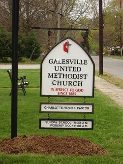 Galesville United Methodist Church Cemetery