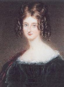 Augusta Mary <I>Byron</I> Leigh
