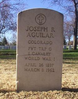 Joseph R Aguilar