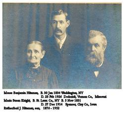 Moses Benjamin Hitsman