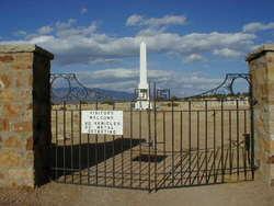Fort Stanton Merchant Marine & Military Cemetery
