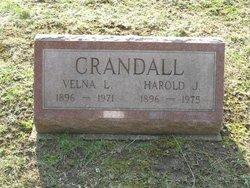 Harold J Crandall