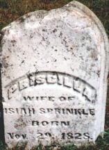 Priscilla Sprinkle