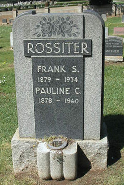 Frank S Rossiter