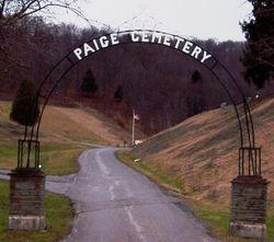 Paige Cemetery