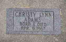 Christy Lynn Adams