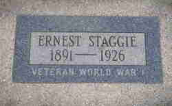 Ernest James Staggie