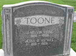 James Melvin Toone