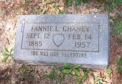 "Stephanie ""Fannie"" <I>Leblanc</I> Chaney"
