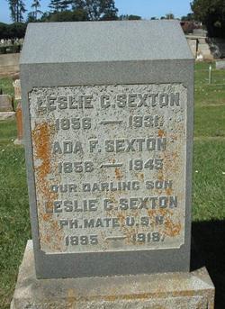Leslie C Sexton