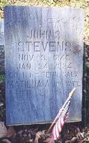 Matilda A Stevens