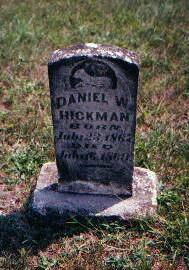 Daniel W. Hickman