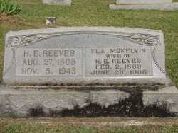Vla <I>McKelvin</I> Reeves