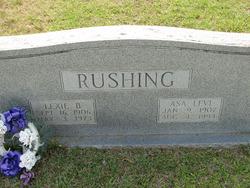Asa Levi Rushing