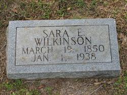 Sara E. Wilkinson