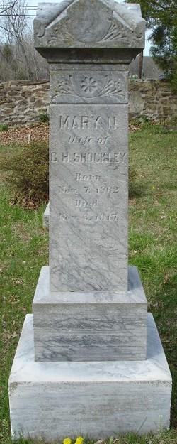 Mary N. Shlockley