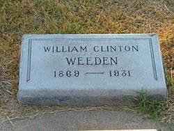 William Clinton Weeden