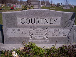 Ruth E. <I>Yoder</I> Courtney