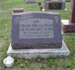 Collin Jon Clingan