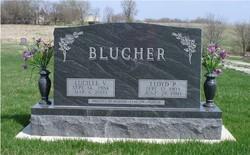 Lloyd P. Blucher