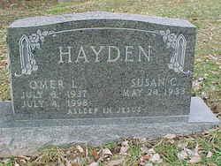 Susan C. Hayden