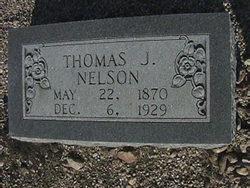 Thomas J Nelson