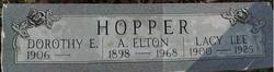 A. Elton Hopper