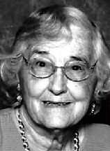 Helen Ruth Hamilton