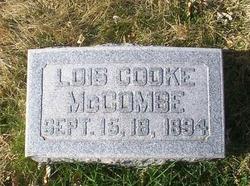 Lois Cooke McCombe