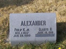 Philip Knox Alexander, Jr