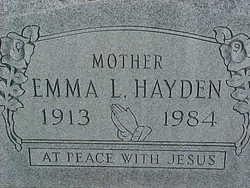 Emma L. Hayden