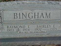 Shirley E. Bingham