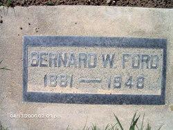 Bernard Wilbur Ford
