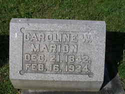 Caroline W Marion