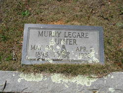 Murray Legare Gunter