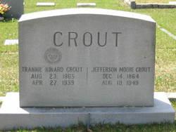 Jefferson Moore Crout