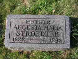 Augusta Maria Stroedter