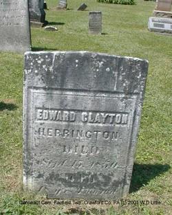 Edward Clayton Herrington