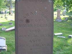 Sarah Ann Fought