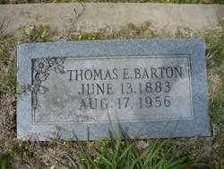 Thomas Elder Barton