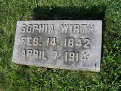 Sophia <I>Kisseberth</I> Wirth