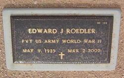 Edward J Roedler