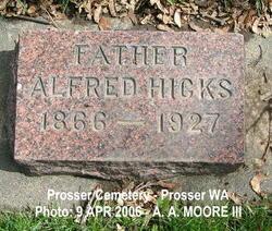 George Alfred Hicks