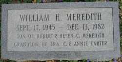 William H. Meredith