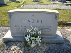 John Henry Hazel