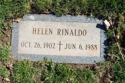 Helen <I>Uliano</I> Rinaldo