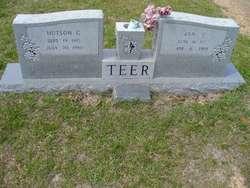 Ann E Teer