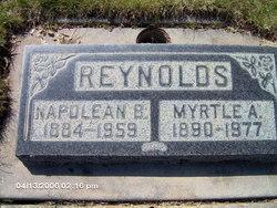 Myrtle A Reynolds