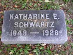 Katharine E Schwartz